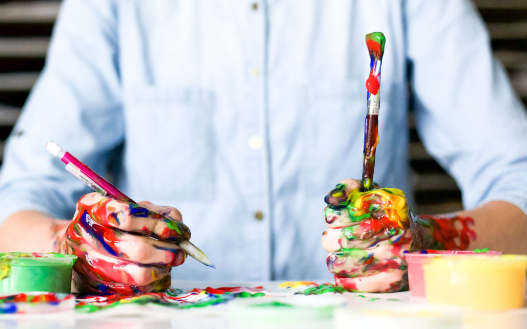 The Best Time to Be Creative