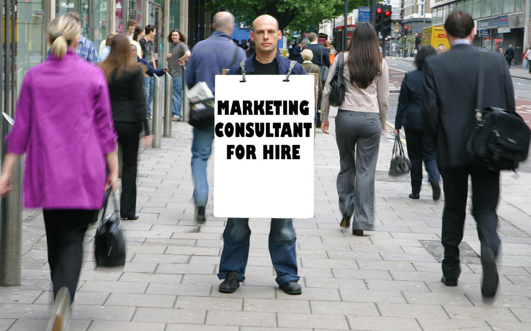 What I Learned from the Most Bizarre Marketing Strategy I've Ever Seen